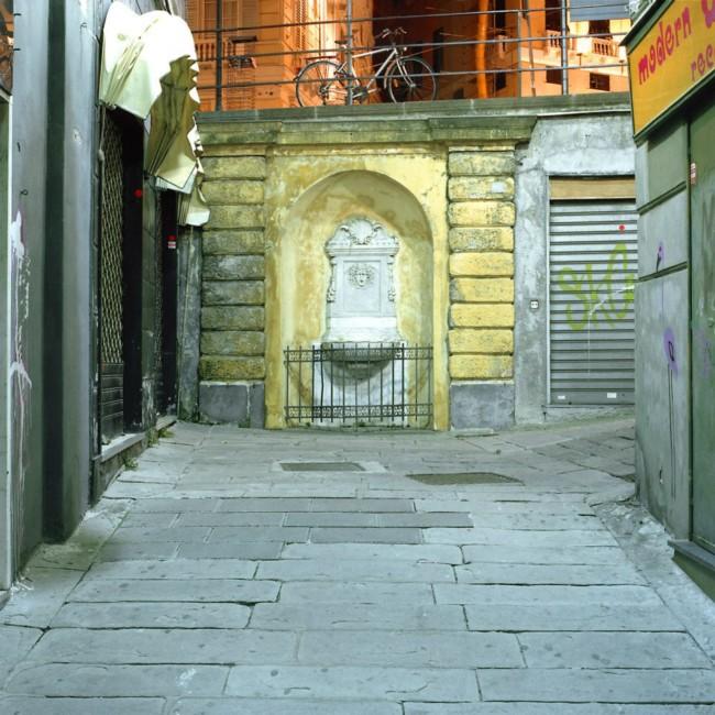 Via Luccoli, Genova